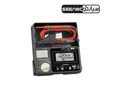تست عایق کابل دیجیتال ۱۰۰۰ ولت مدل HIOKI IR-4053-10